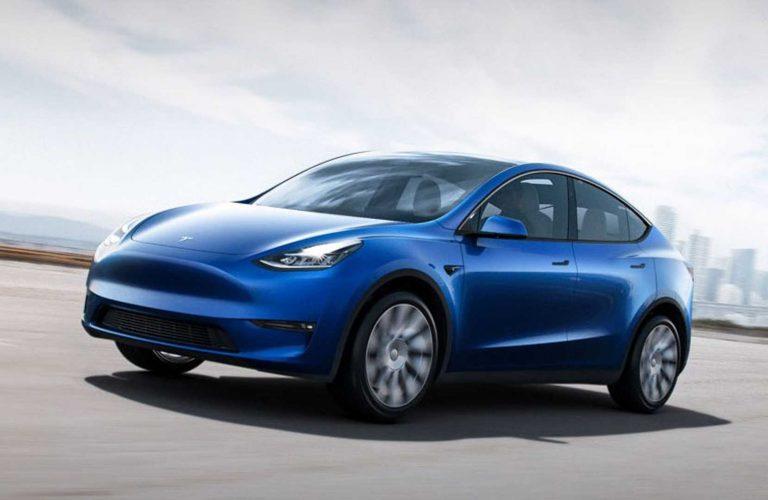 Tesla Model Y. Primele informații oficiale, aici