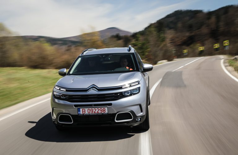 Test Drive Citroen C5 Aircross 2019 [VIDEO]