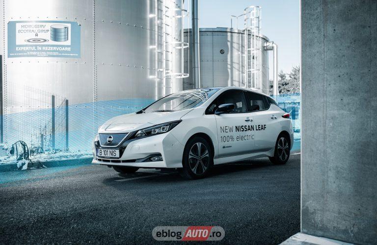 Test Drive Nissan Leaf Tekna 150 CP X-TRONIC 2019 [VIDEO]