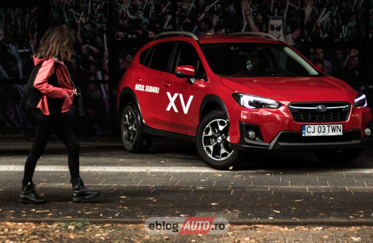 Test Drive Subaru XV 2018 [VIDEO]