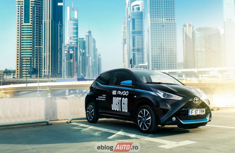 Test Drive Toyota Aygo 2019 [VIDEO]