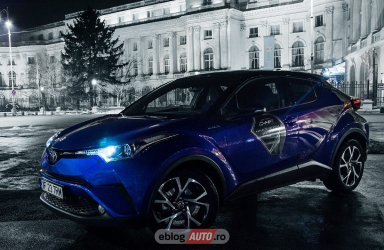Test Drive Toyota C-HR Hybrid 2017 [UPDATE & VIDEO]