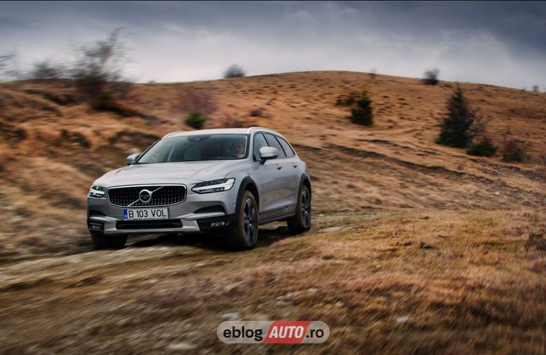 Test Drive Volvo V90 Cross-Country 2017 [Video Review]