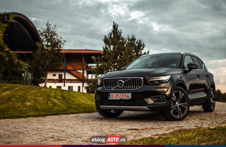 Test Drive Volvo XC40 Plug-in Hybrid 2020 [VIDEO]