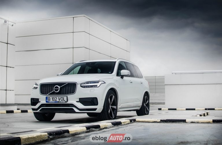 Test Drive Volvo XC90 T8 Hybrid 2018 [VIDEO REVIEW]