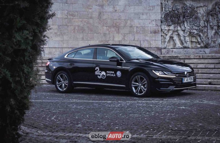 Test Drive Volkswagen Arteon 2.0 TDI 150 CP DSG [VIDEO REVIEW]