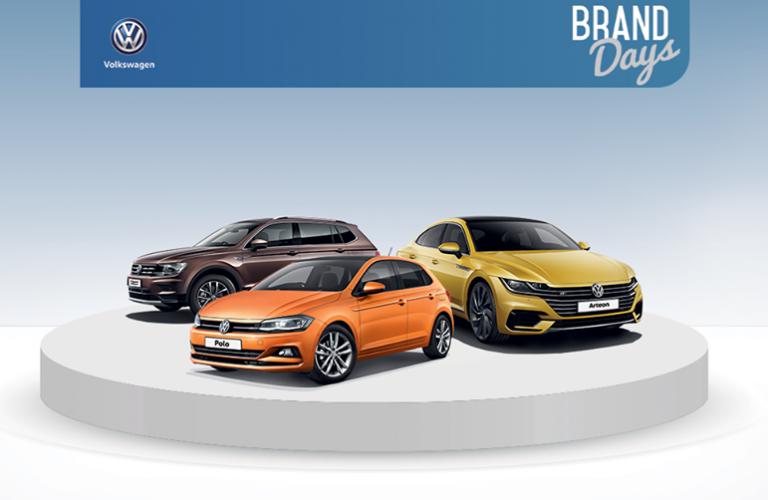 Volkswagen Brand Days 2017