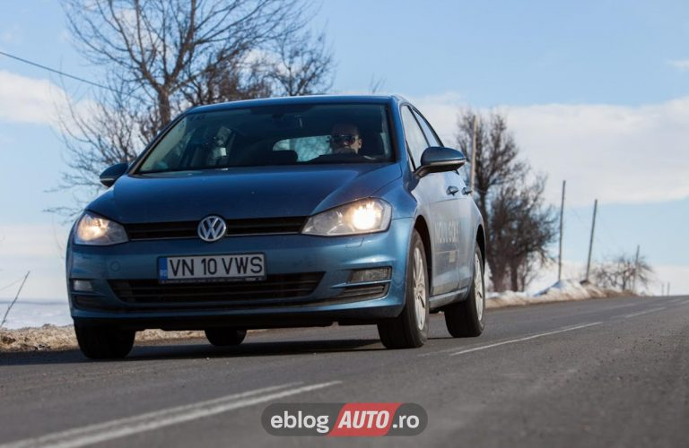 First LooK:VW Golf VII 1.4 TSi ACT