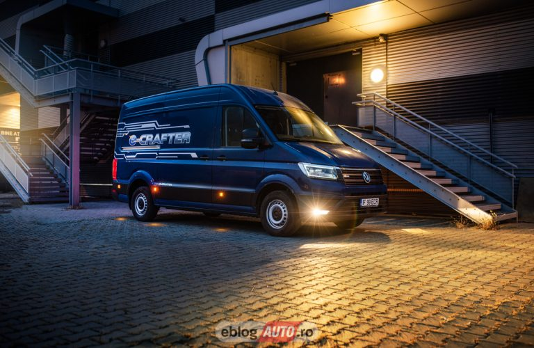 Test Drive VW e-Crafter 2019 [VIDEO]