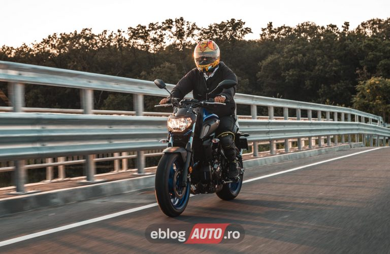 Test Yamaha MT07 2020 [VIDEO]